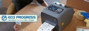 Serie Zebra GK e stampanti desktop GT800
