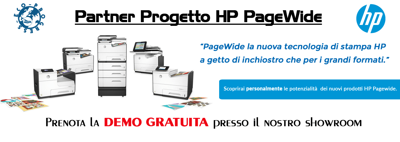 hp pagewide eco progress
